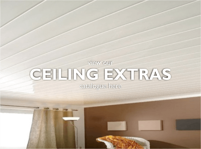 pvc ceilings extra